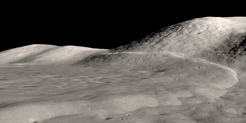moon fault lee lincoln scarp apollo 17