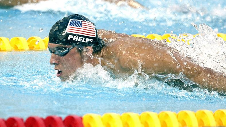 Michael Phelps /Fotó: Northfoto