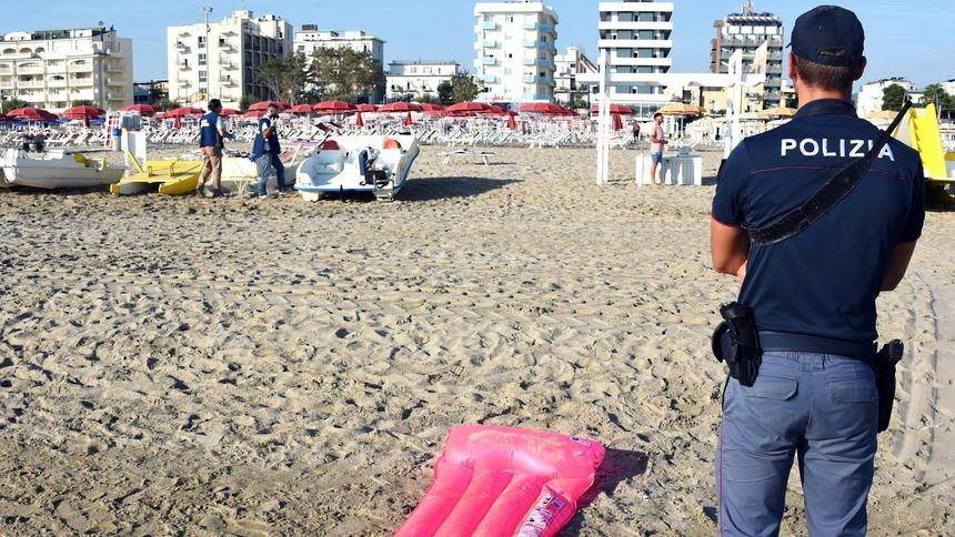 26-letnia Polka została wielokrotnie zgwałcona na włoskiej plaży w Rimini