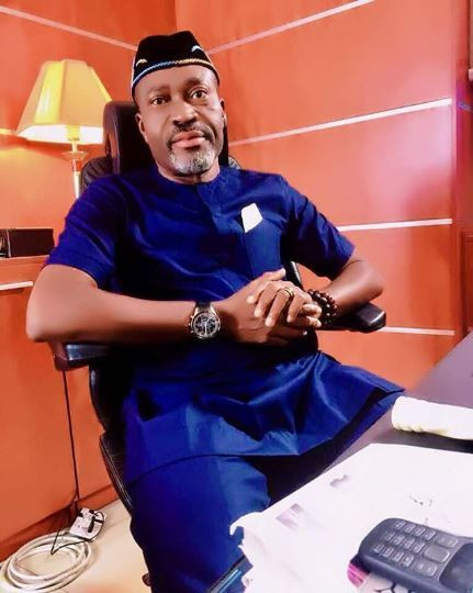 Kanayo O. Kanayo declared his intention to run for the House of Representatives in Ahiazu/ Ezinihitte Mbaise Federal Constituency, Imo State [Instagram/KanayoOKanayo]