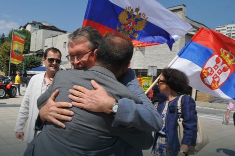 """Ruski ambasador juče bio gost """"Žestivala"""" u Užicu"""
