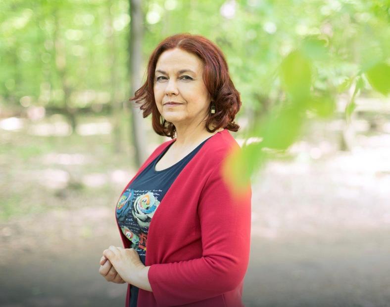 Hanna Kowalewska fot. Krzysztof Dubiel