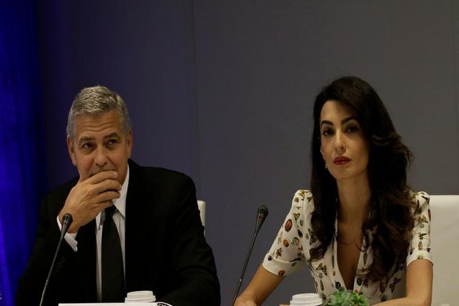 Amal dobila poklon za drugu godišnjicu braka: I nije baš zadovoljna!