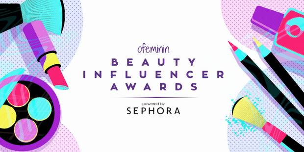 Beauty Influencer Awards by Sephora