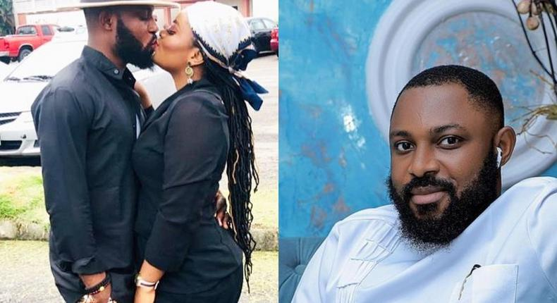 Tega's husband AJ Money reacts to wife's BBNaija saga [Instagram/ajmoney001]