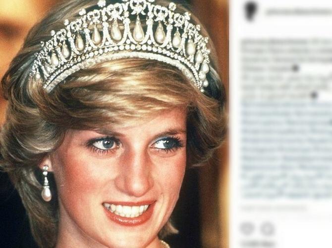 Isplivali Dajanini TAJNI snimci: Agonija s Čarlsom počela je zbog ove DEKOLTIRANE haljine