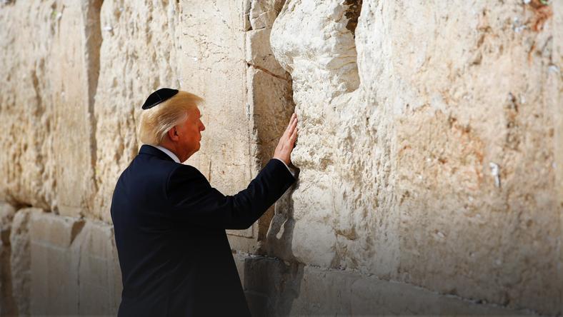 ISRAEL-PALESTINIAN-US-TRUMP-DIPLOMACY