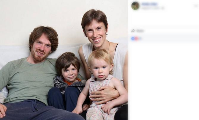 Bračni par ima dvoje dece