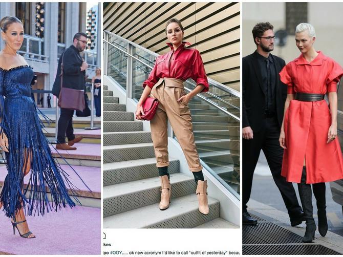Modni žiri: Četiri savršena stajlinga i Sarin totalni fijasko