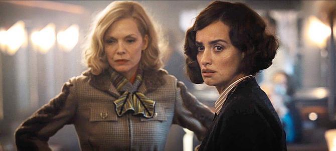 Glumica sa kleginicom Penelope Kruz u filmu