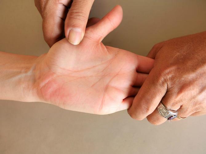 Pogledajte u svoj dlan! Ako na njemu vidite OVO SLOVO, u životu vas čeka SAMO SREĆA!