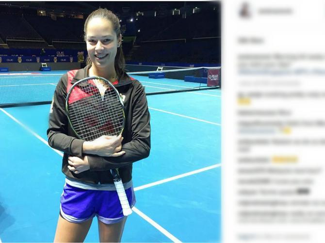 Ana je jedna od naših najuspešnijih teniserki, ali kako će se izboriti sa ovim izazovom?