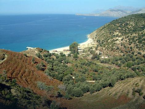 Albanska obala