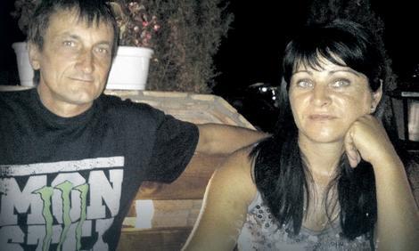 Tragičan kraj: Ratko i Dragana Jovanović