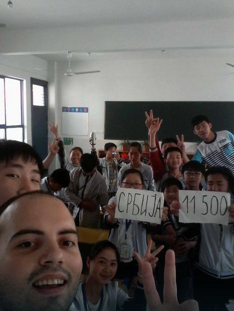 Posle ružnog iskustva u provinciji, spakaovao se i otišao u Peking