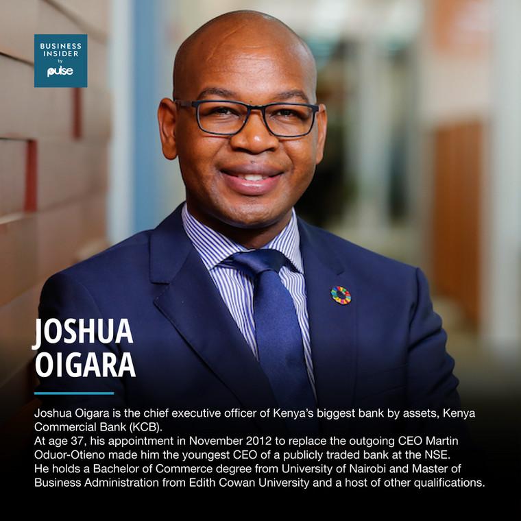 Joshua Oigara