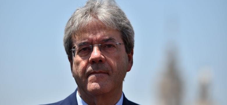"""Szef MSZ Włoch: chcemy, by powstał węższy krąg"""" państw wewnątrz UE"""