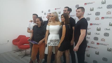 Folk zvezda je nastupila na Festivalu kulture mladih