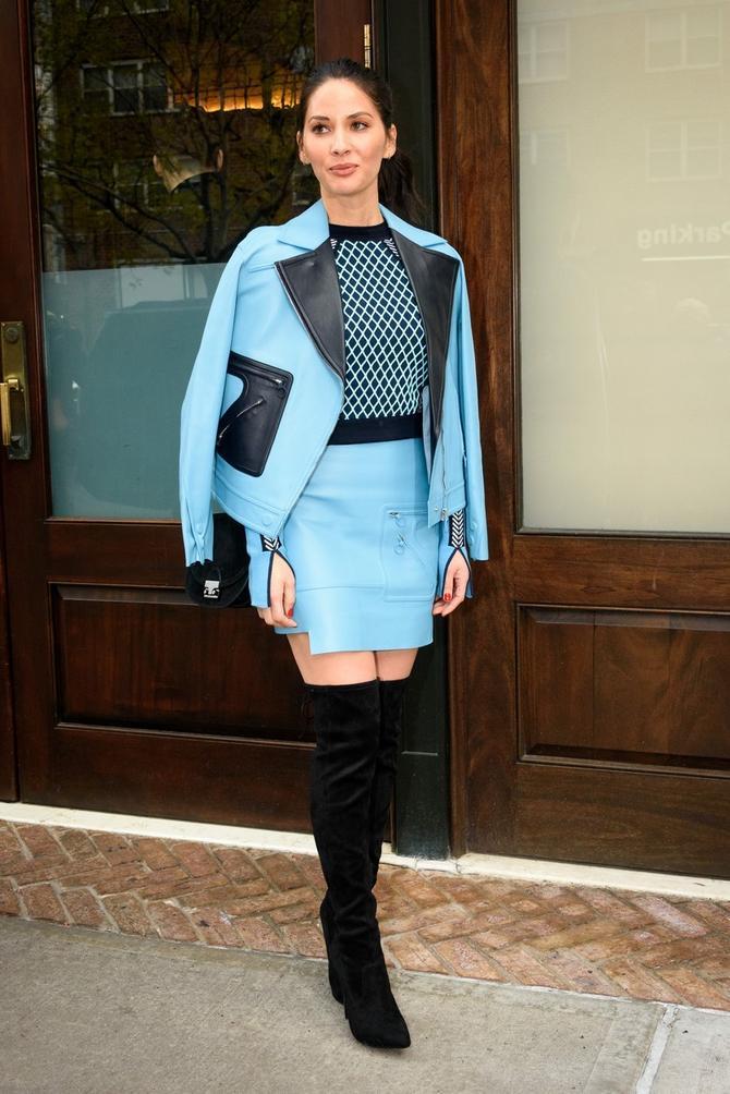 Svedenija glumica, Olivija Man/olivia munn, glumica, moda, trend, gacice, smela moda
