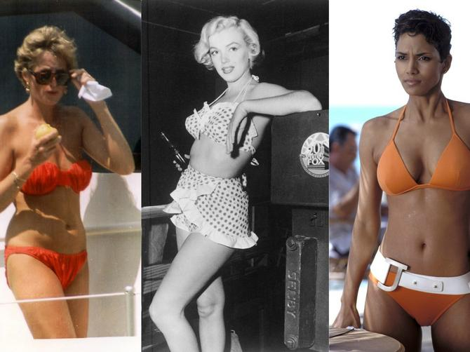 Slavimo svetski dan bikinija: Ove svetske lepotice RUŠILE SU TABUE i mamile uzdahe!