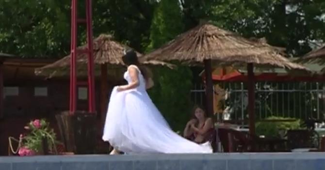 Snimak sa svadbe obilazi Srbiju