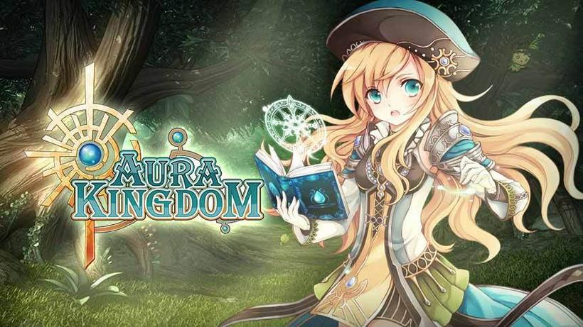 gameplanet Aura Kingdom