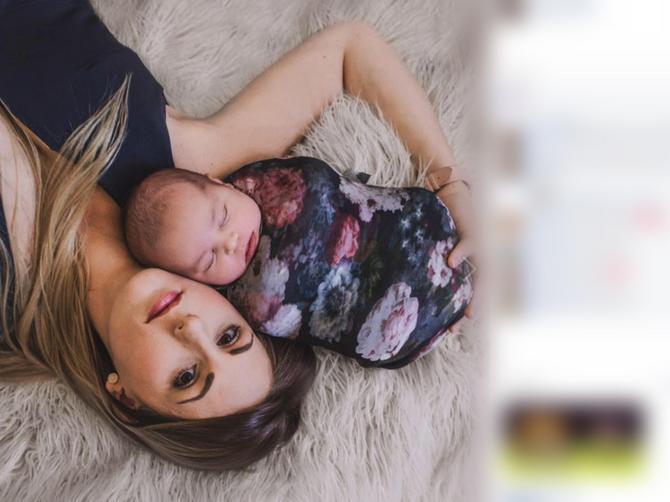 Rodila sam bebu tešku 5 kilograma sama kod kuće, bez anestezije: I nikad se nisam osećala moćnije