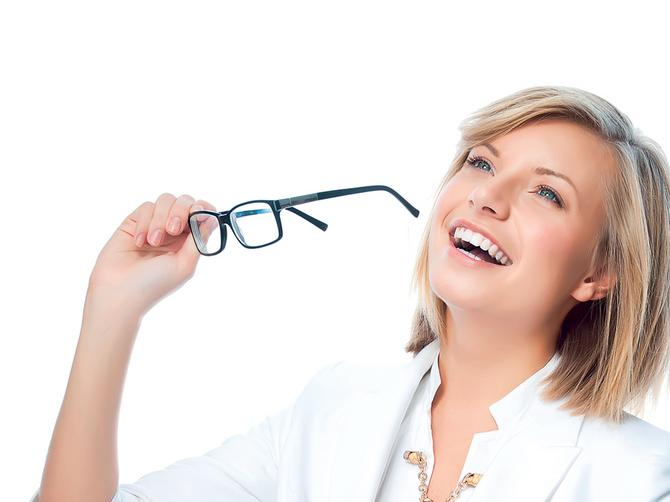 Laser oslobađa od naočara