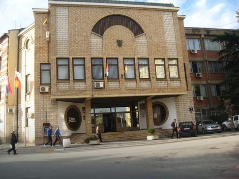 Gradska uprava u Vranju