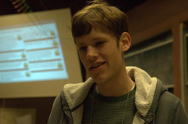 "4Chan Erfinder Christopher Poole alias ""Moot"""