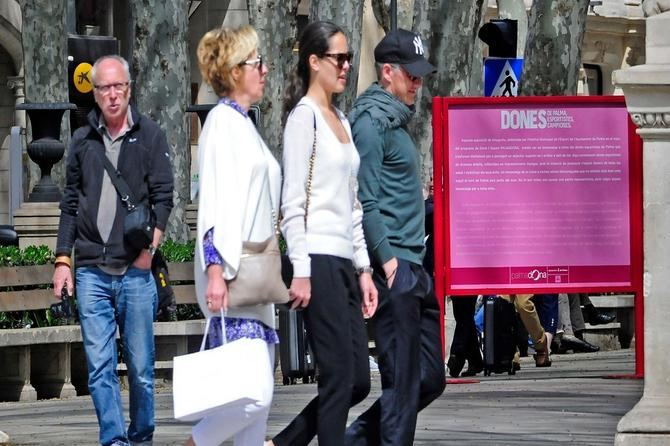 Ana i Švajni pre Amerike uživaju u Španiji: Ona je prelepa, ali će vas i njena mama ODUŠEVITI!
