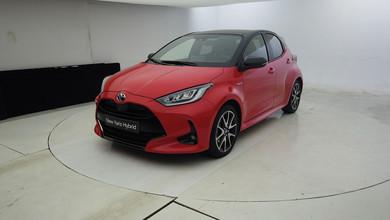 Nowa Toyota Yaris to prawdziwa rewolucja i dowód na to, ?e Toyoty juz nie s? nudne