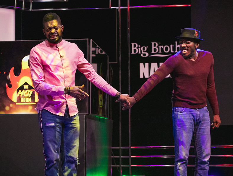 Basket Mouth and Bovi recently kicked of a new show on Multichoice's Showmax, few months after launch. [Showmax]