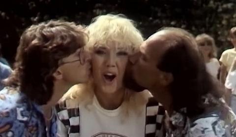 OTKRIVENA DUGO ČUVANA TAJNA: Ove Brenine scene u filmu Hajde da se volimo su bile FEJK!