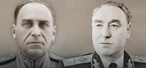 Маршал Бирюзовый и генерал Жданов