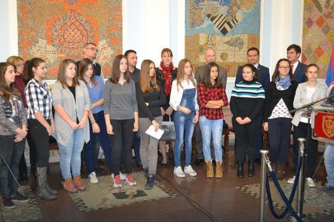 Druga generacija Mladih ambasadora u Kruševcu