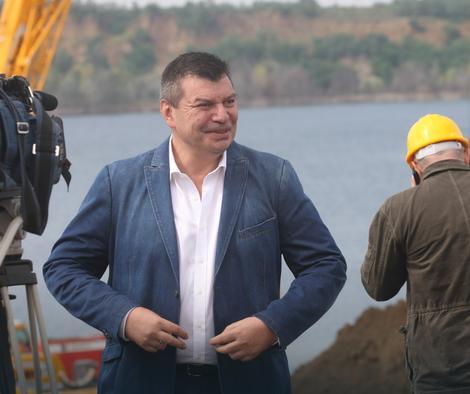 Milorad Grčić, v.d. direktor EPS-a