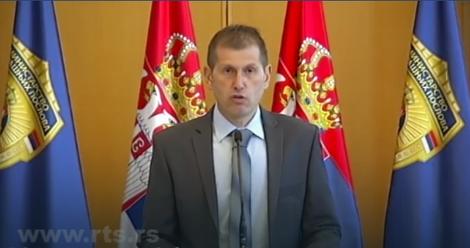 Direktor policije Vladimir Rebić
