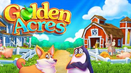 Bonus Golden Acres