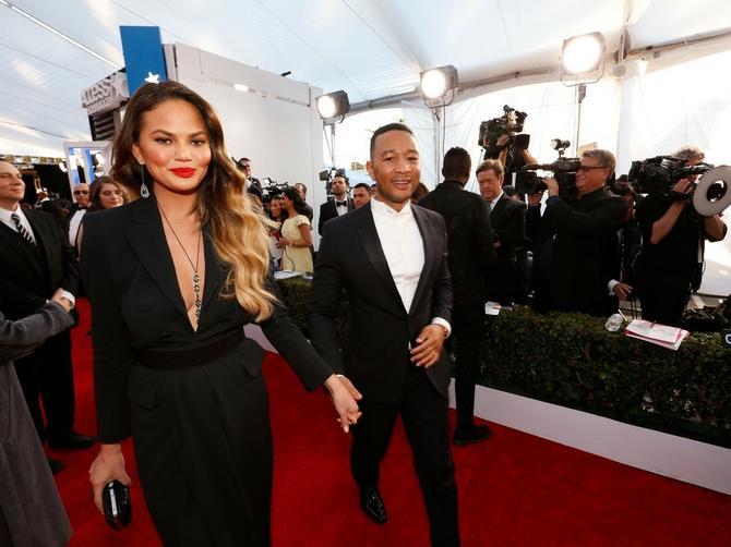 Najlepši parovi sa crvenog tepiha: Dobar stil, pa još na KVADRAT!