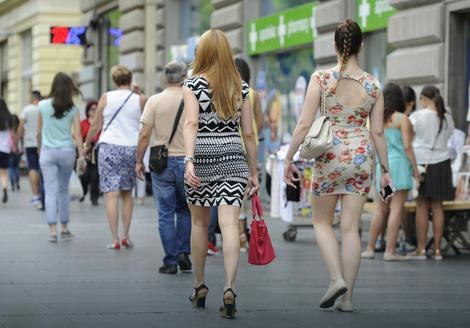 Od srede će letna odeća ponovo biti u modi