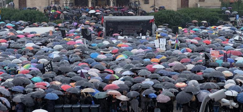 Po zamieszkach w Poznaniu: Jacek Jaśkowiak chce wyjaśnień od policji