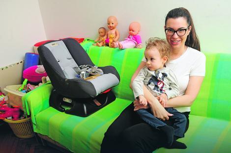 Olivera Jovović i sin Matija nadaju se ozdravljenju