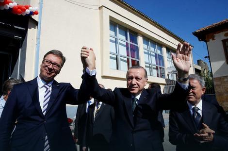 Vučić i Erdogan danas u Novom Pazaru