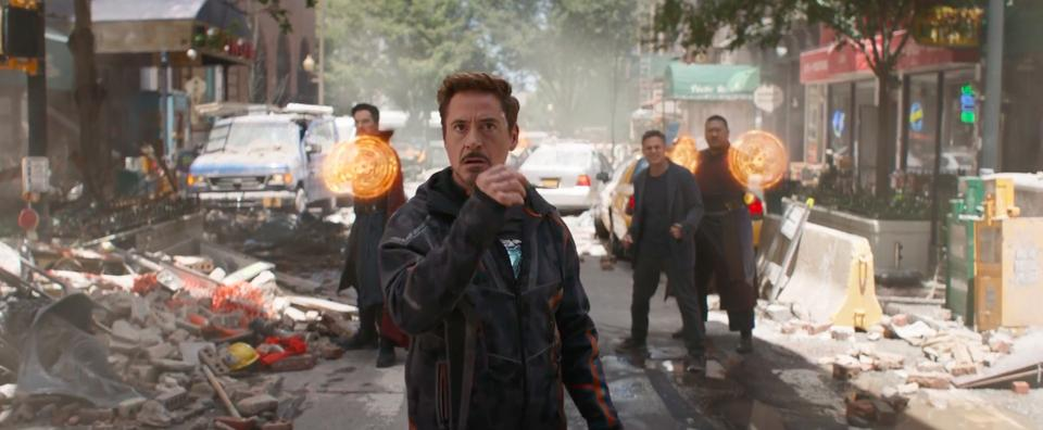 Watch The Power-Packed Hindi Trailer Of Marvel's Avengers