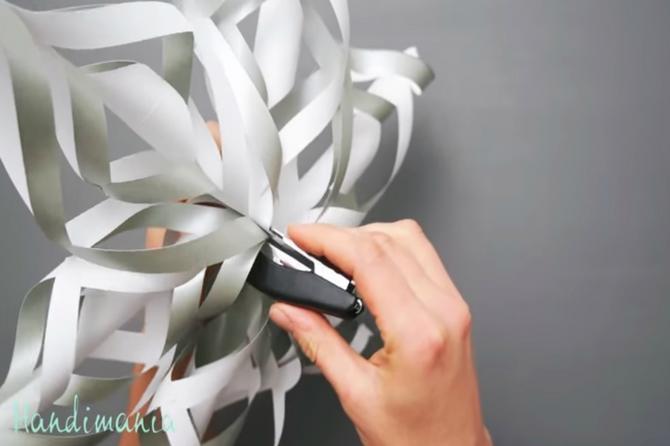 Kako da lako napravite fantastične ukrase od papira