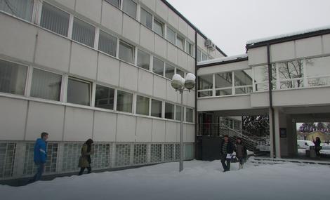 Zgrada opštine Laktaši