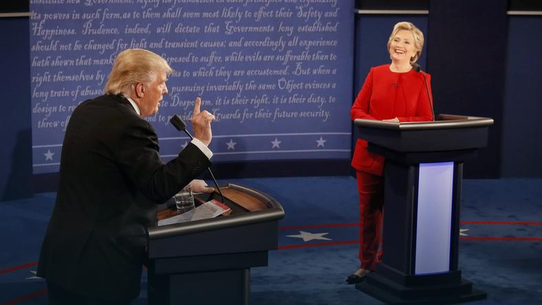 Presidential Debate: Donald Trump's Remark About Paying Taxes Raises Eyebrows