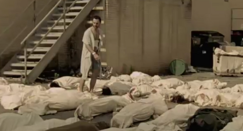 UŽAS NA SNIMANJU! Poginuo glumac iz popularne serije (FOTO)