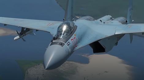 Suhoj S-35
